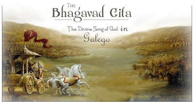 Bhagwat Gita in Galego : Book in PDF