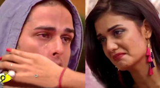 Bigg Boss 11:Priyank Sharma's ex-girlfriend Divya breaks in BB House