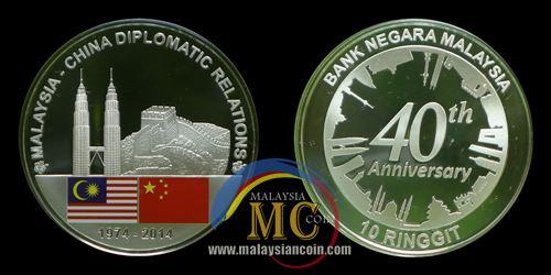 Malaysia-china diplomatik