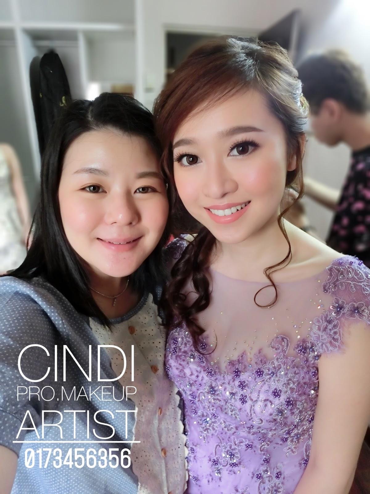 Cindi Pro Makeup Artist Commercial Photoshoot Makeup