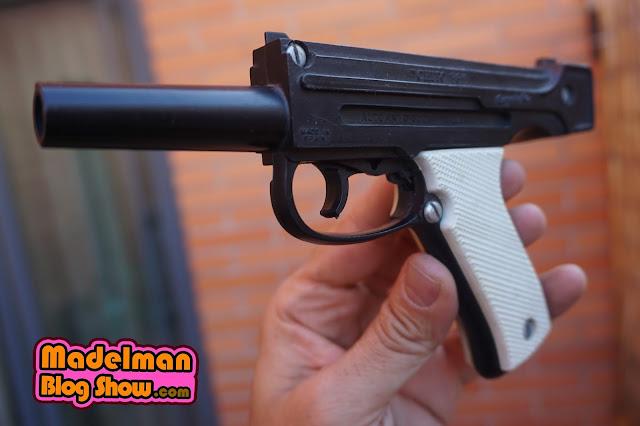 """Pistola de Juguete """"Chito 88""""  AUTOMATIC 300 de Ruymhere 13"""