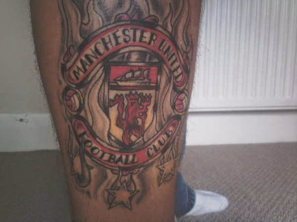 Ink Manchester United Footy Fair
