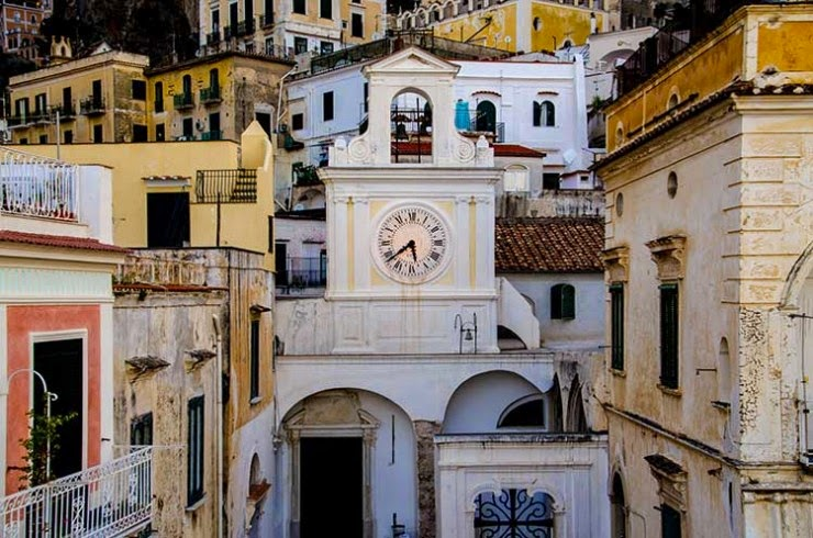 Atrani – an Undiscovered Town on the Amalfi Coast, Italy