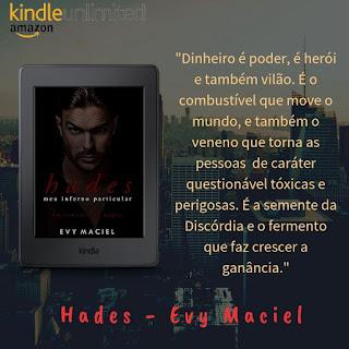 Primeiras Impressões: Hades - Evy Maciel