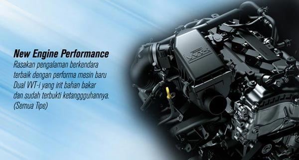 performance grand new toyota avanza