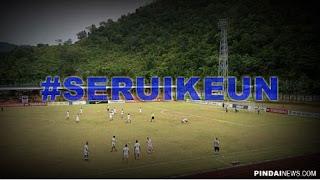 Tagar #Seruikeun Trending, Bobotoh Usulkan Laga Kandang Persib di Stadion Marora Serui
