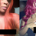 K Michelle's nudes pictures hit the internet on Christmas day