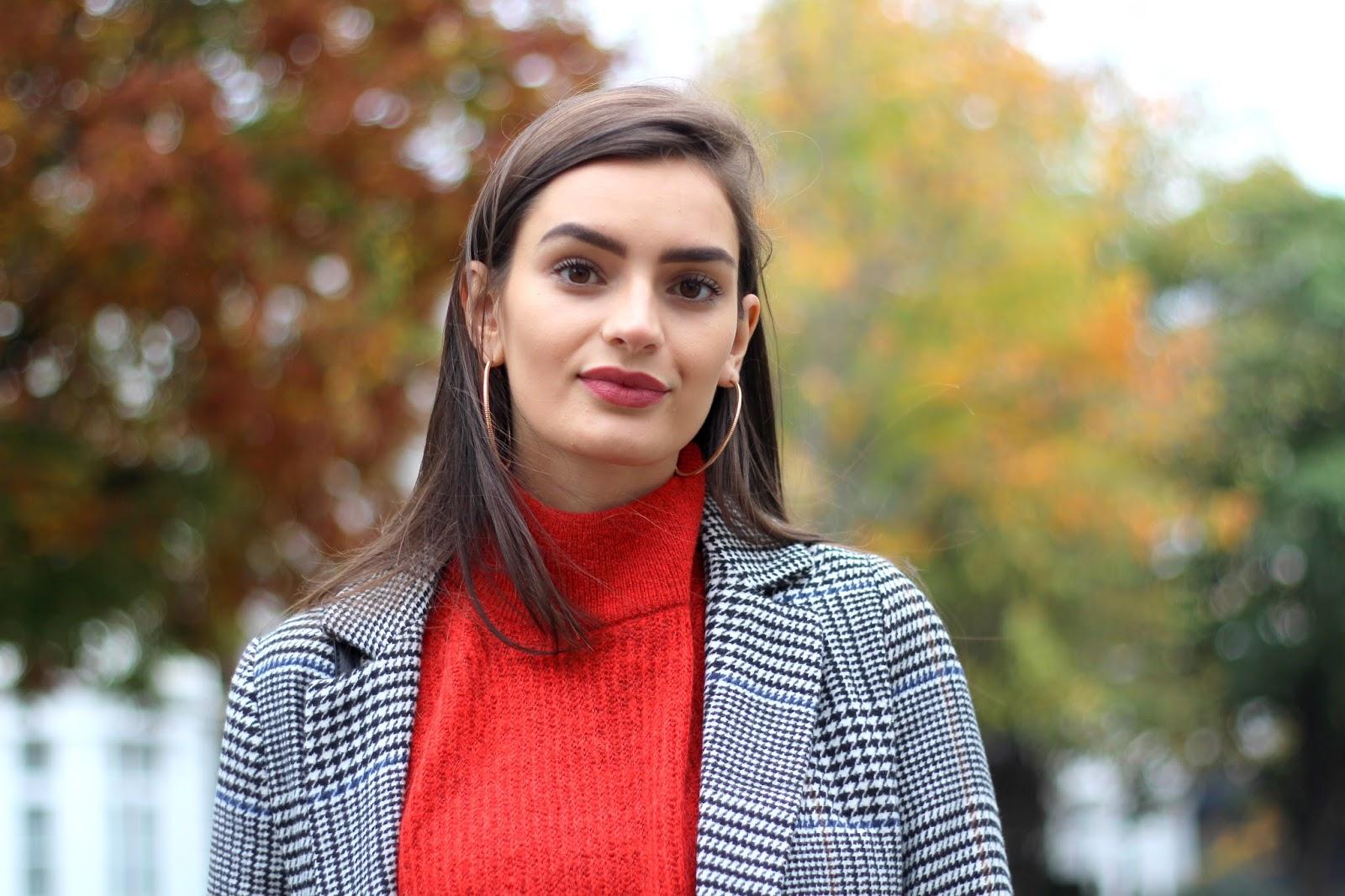 autumn winter style peexo blogger