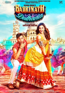Download Film Badrinath Ki Dulhania 2017 WEB-DL Subtitle Indonesia