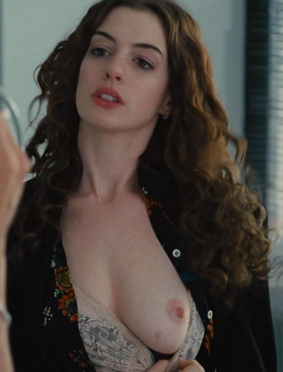 Anne Hathaway  How To Titty Fuck Like A Pornstar-3727