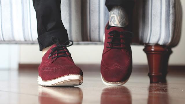 69fc01f06 Macho Moda - Blog de Moda Masculina: Review: Calçados recebidos da ...