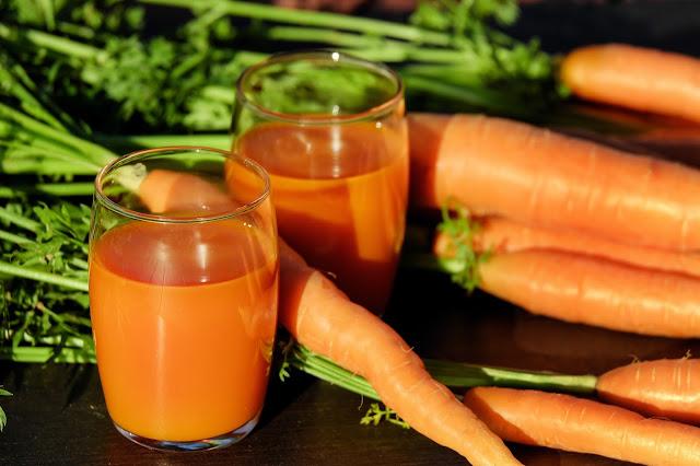 receita suco cenoura