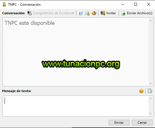 Descargar LAN Messenger Full