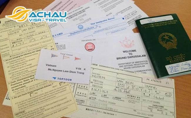 nhung kinh nghiem can biet khi tu nop ho so xin visa nhat ban 2