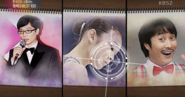 versi pemirsa Entertainmet Relay? Siapakah Selebriti Korea Paling Dicintai