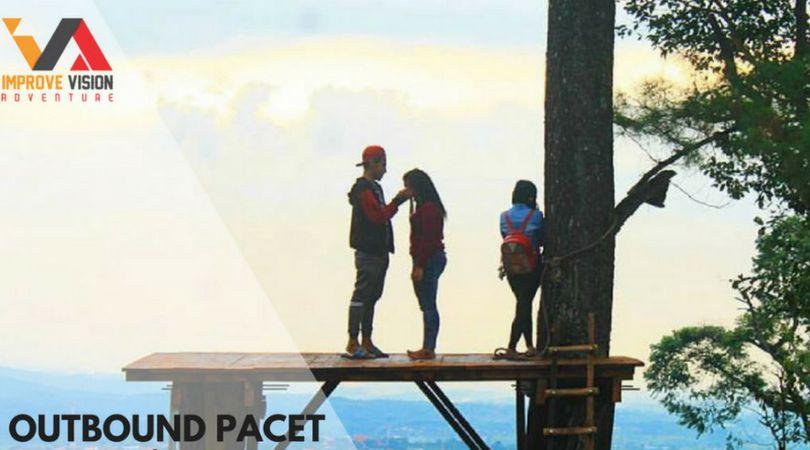 claket adventure park wisata outbound pacet improve vision