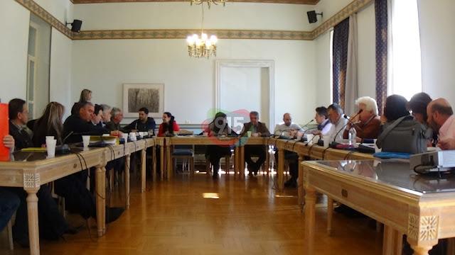 43 θέματα στην συνεδρίαση της Οικονομικής Επιτροπής της Περιφέρειας Πελοποννήσου