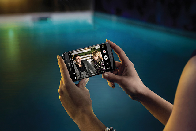 Samsung Galaxy S7 best smartphone for bloggers
