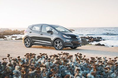 Chevrolet Delivers the First Bolt EVs to Customers