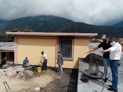 Inmivi inició trabajos de rehabilitación en áreas del hospital II San José de Tovar