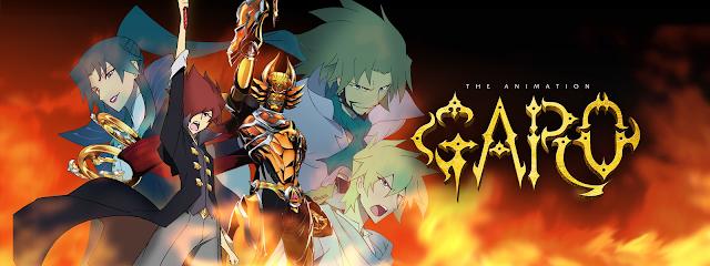 Baixar Garo: Honoo no Kokuin – 1ª Temporada