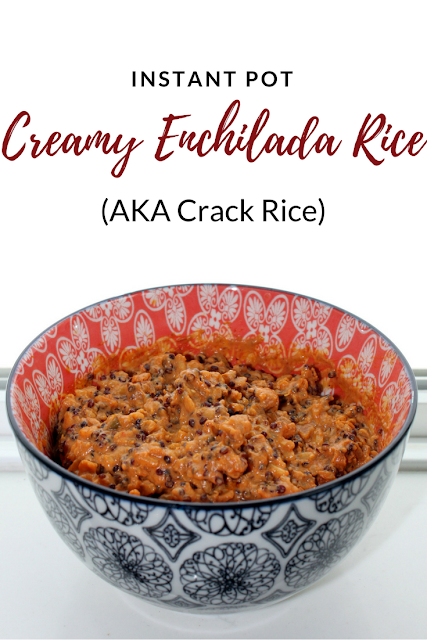 Creamy Enchilada Rice