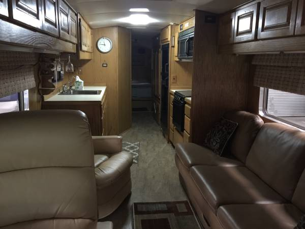 Used RVs 1973 MCI Challenger 5B Bus Conversion For Sale by ...