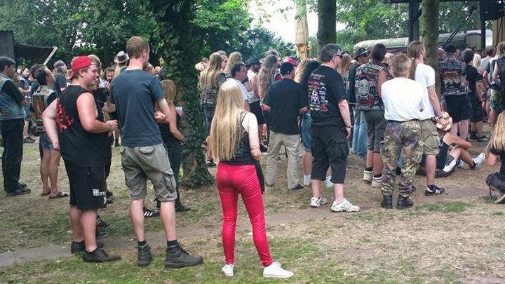 saksalaisia rock yhtyeitä