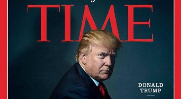 Σάλος από τα ...κερατάκια στο κεφάλι του Τραμπ