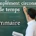 Le complément circonstanciel de temps - Grammaire