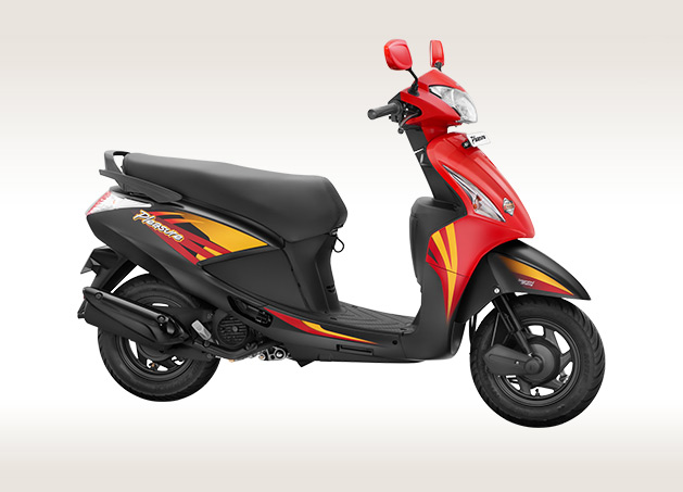 Best scooty in india,  hero pleasure