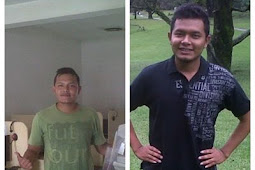 Diet Dengan Apel Hijau, Pria Ini Susut 6 Kilo