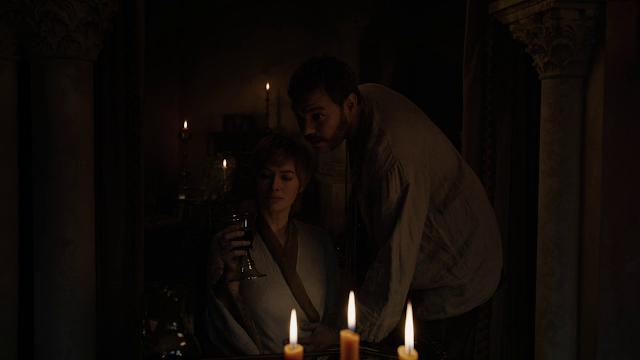 Cersei Lannister, Euron Greyjoy, Juego de Tronos, Review, 8x01