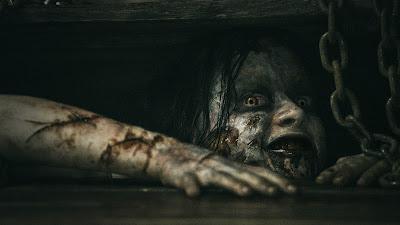 Evil Dead (2013). Directed by Fede Alvarez.