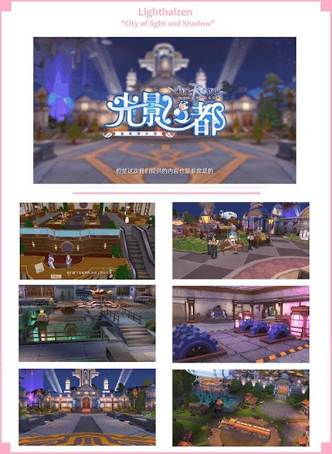 Doram Race dan Lighthazlen Ragnarok Mobile Eternal Love Episode 6.0