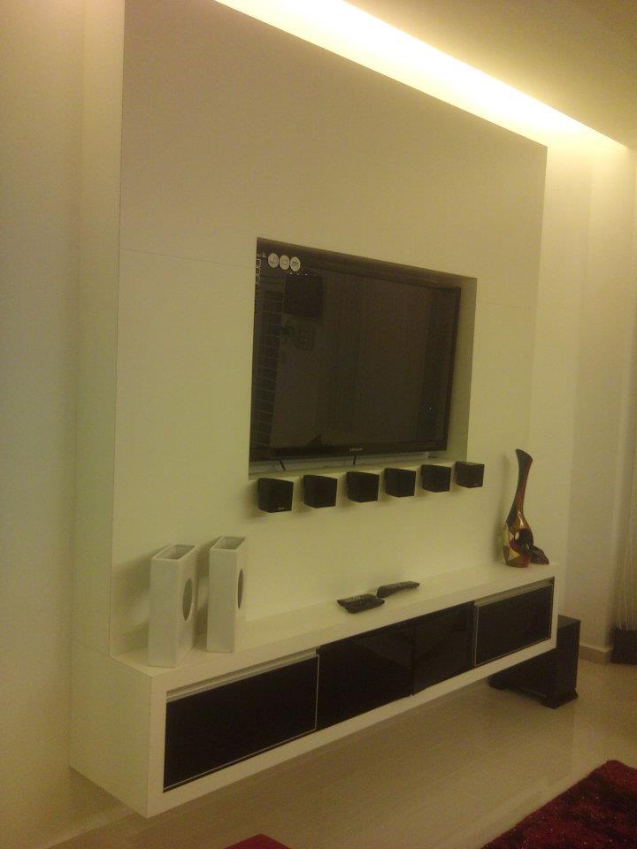 Bila Mana Kita Memerlukan Tv Wallboard Mrs Simplicity