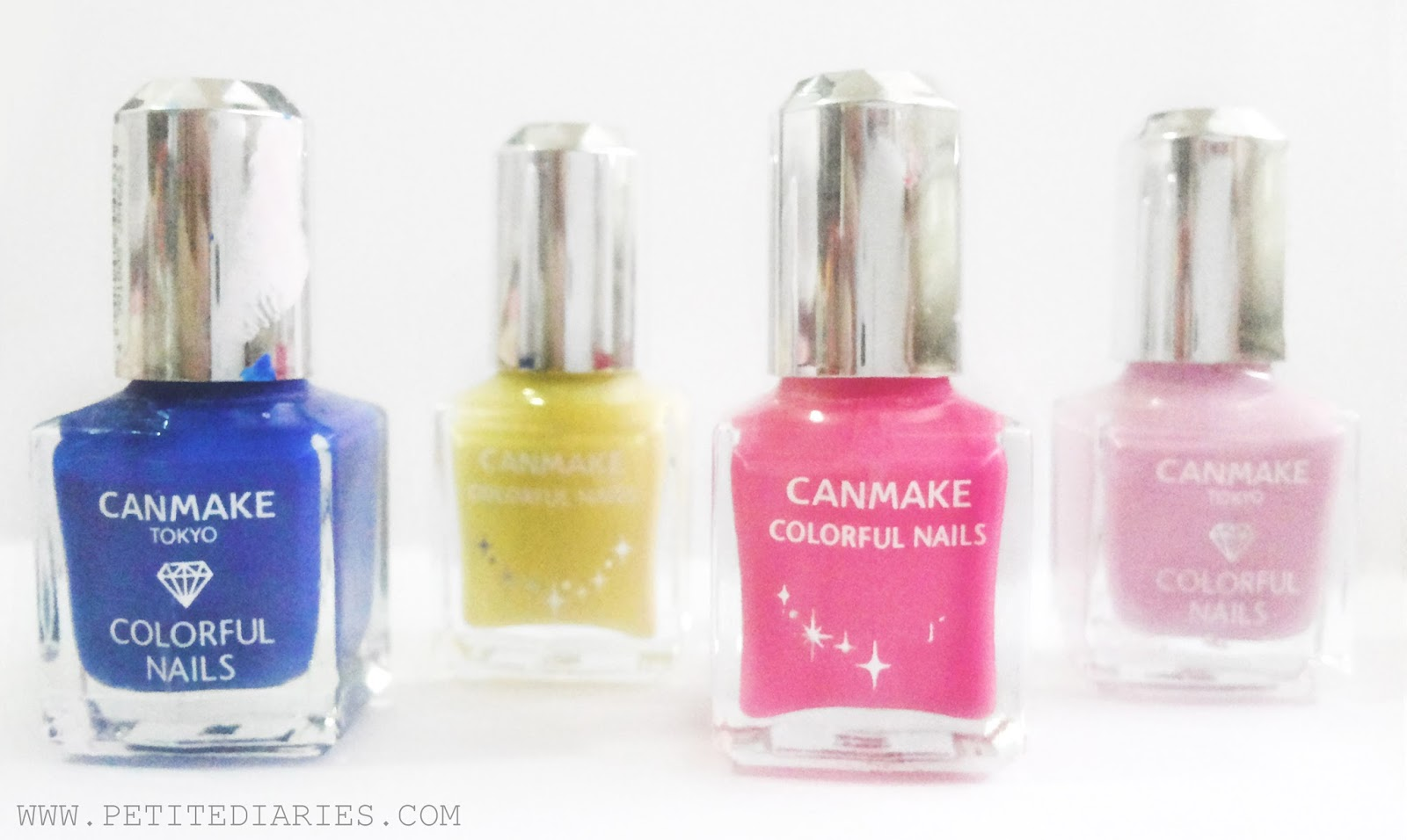 canmake tokyo colorful nails