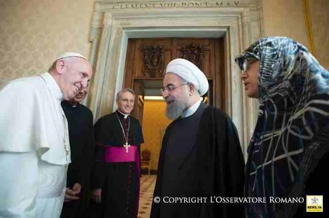 Kế hoạch để phá hủy Giáo Hội Công Giáo từ trong nội bộ, đã được tiến hành