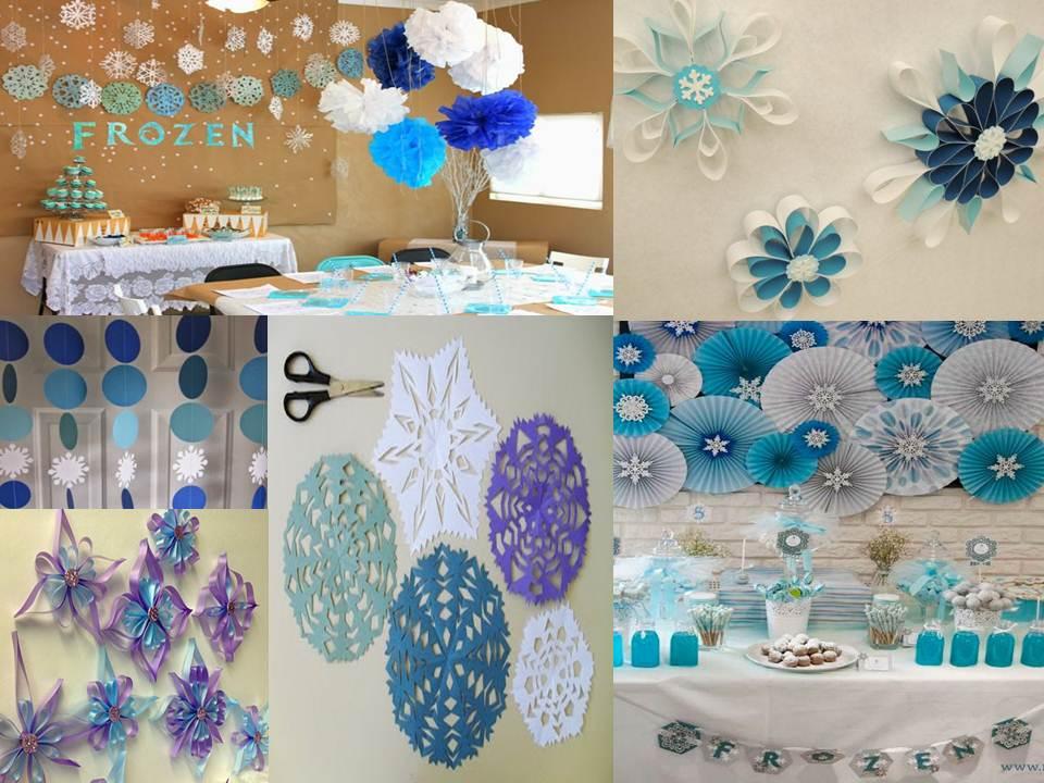 Festa Infantil Frozen Inspirações Para Fazer Uma Festa Incrível