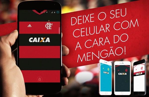Baixe Wallpapers Personalizados Do Flamengo Flamengo Resenha