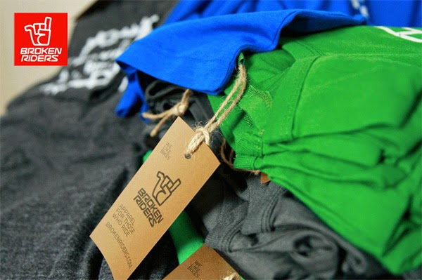 Broken Riders... An Ethical Choice For Those Who Ride - t-shirts