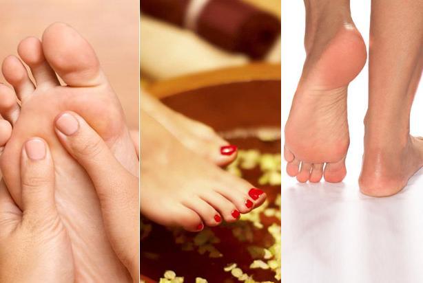 Dạy nghề spa - Liệu pháp bảo vệ sức khỏe massage chân