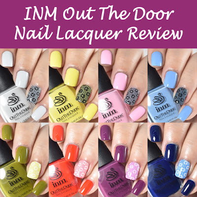 INM Out The Door Nail Lacquer Review