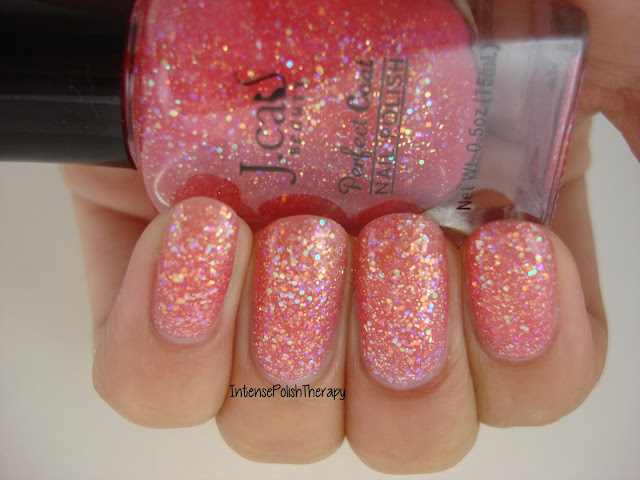 J. Cat Beauty - Pinky Sparkle