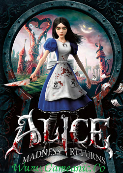 Alice Madness Returns Game Cover