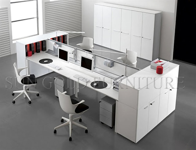 best buying white modern office furniture Boca Raton FL for sale