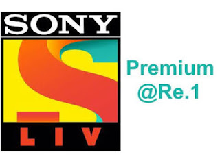 (Hot) Get 1 Year Free Sony LIV Premium Membership In Just Rs.1