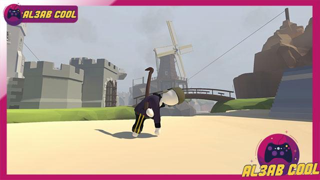 تحميل لعبة human fall flat للكمبيوتر من ميديا فاير