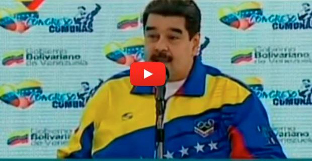 Nicolás Maduro se considera tan famosos como Justin Bieber en Nueva York