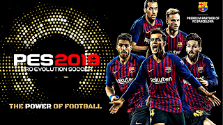 PES 2019 Android Offline 700 MB New Kits,Transfers Best Graphics